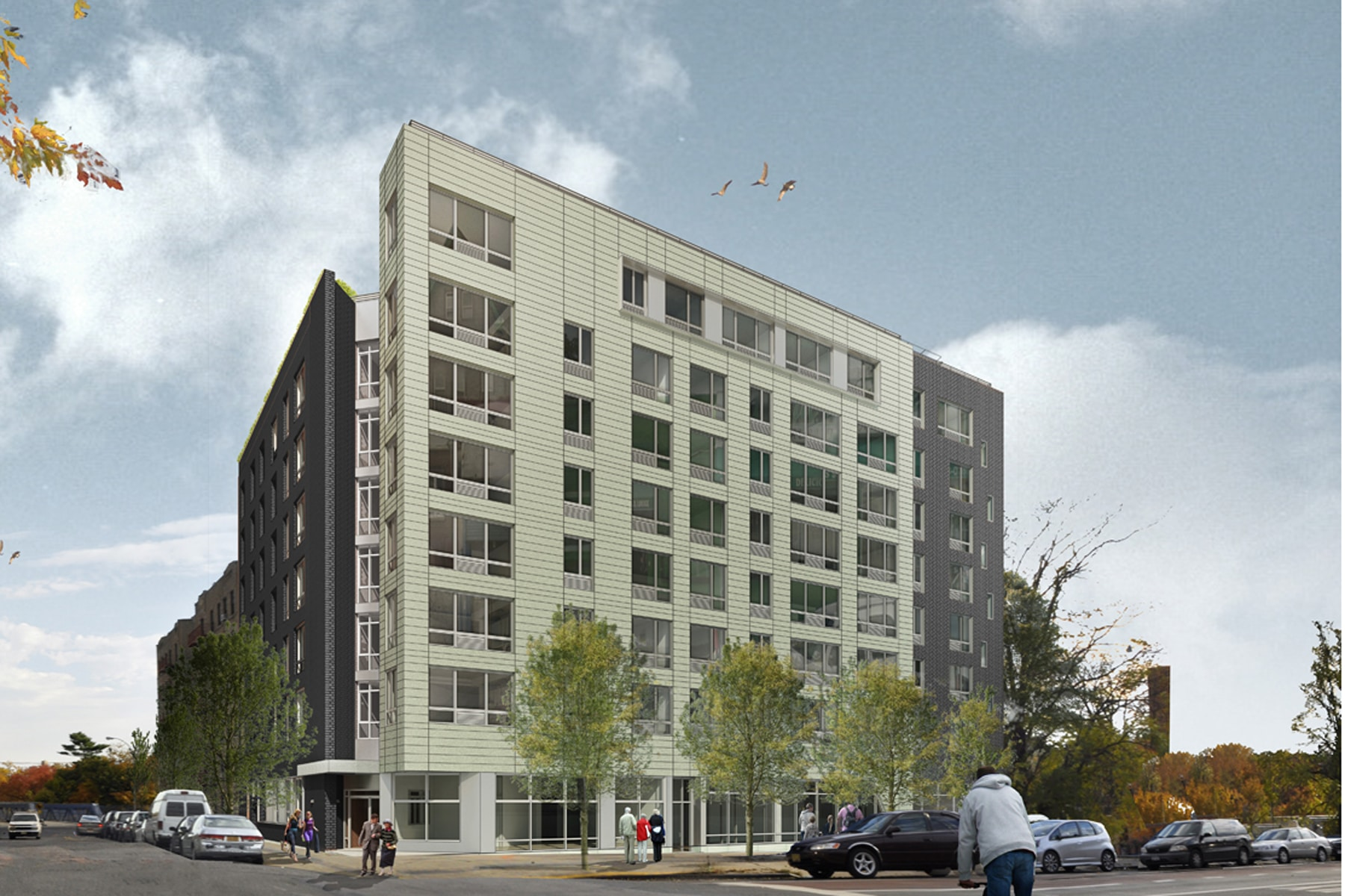 25 Jul Release Webster Green Affordable And Supportive Housing Development In The Bronx