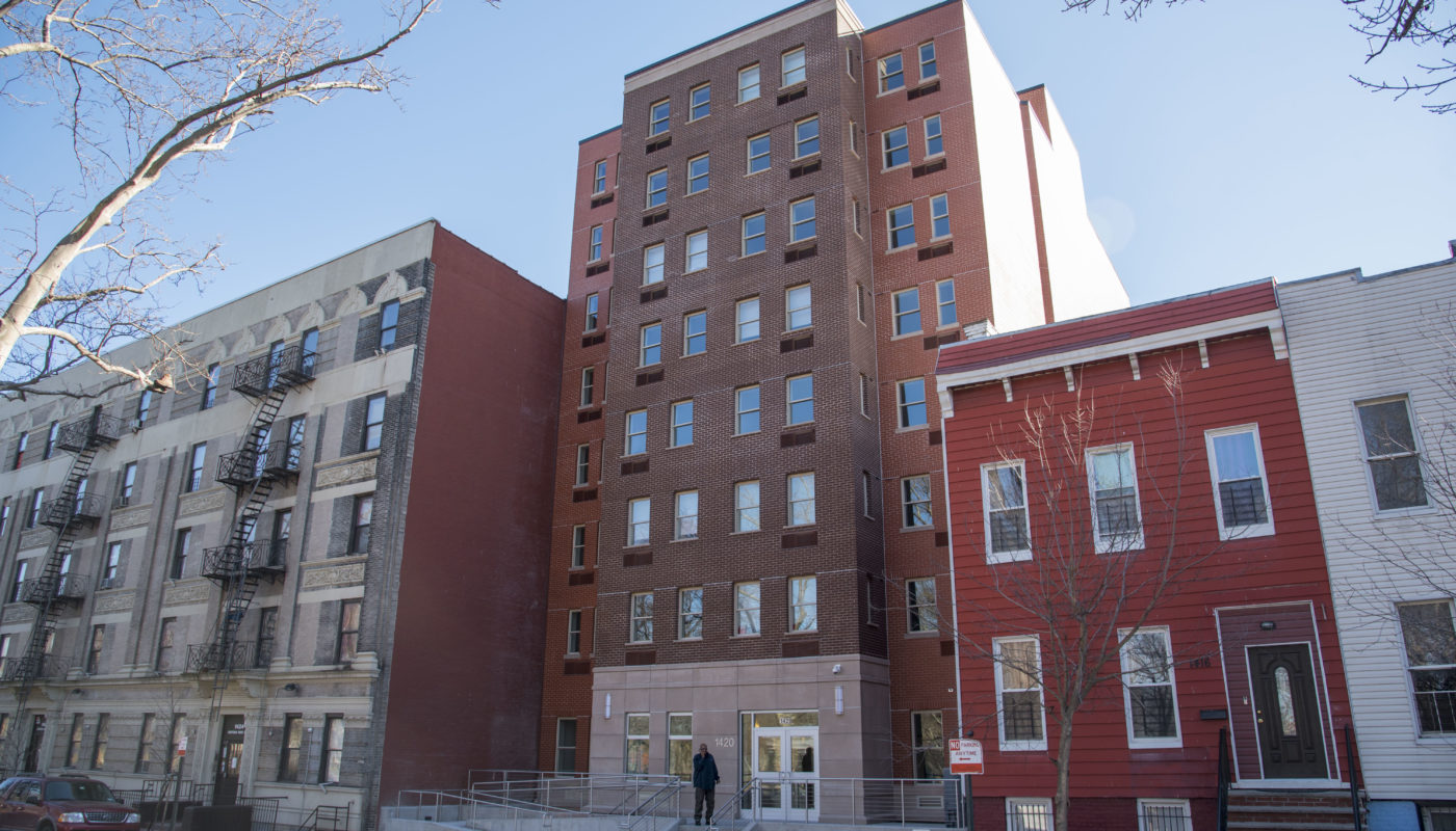 affordable supportive housing doe fund